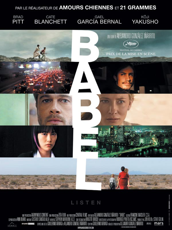 Cinema : Babel