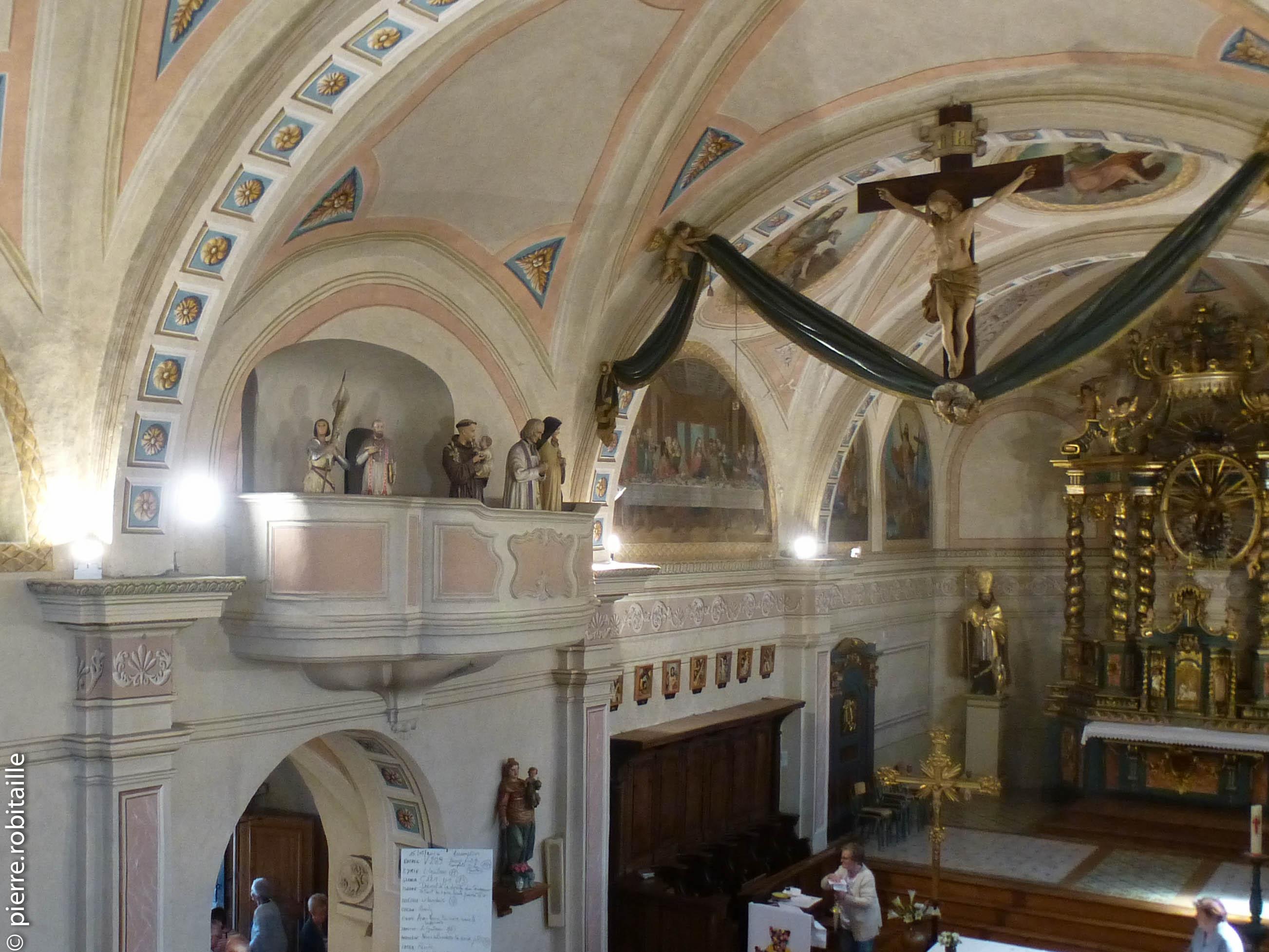 Photo : Saints à Flumet