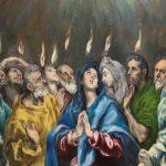 Pentecôte Le Gréco Extrait