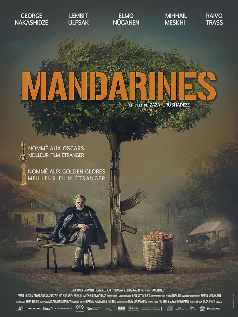 Cinema : Mandarines