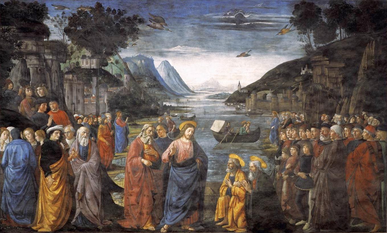 L'appel des apôtres