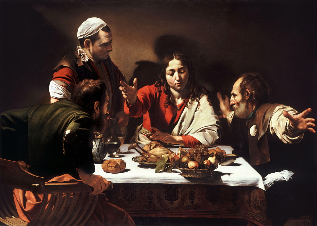 Emmaüs Caravaggio