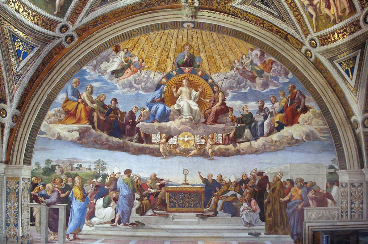 St Sacrament Raphael